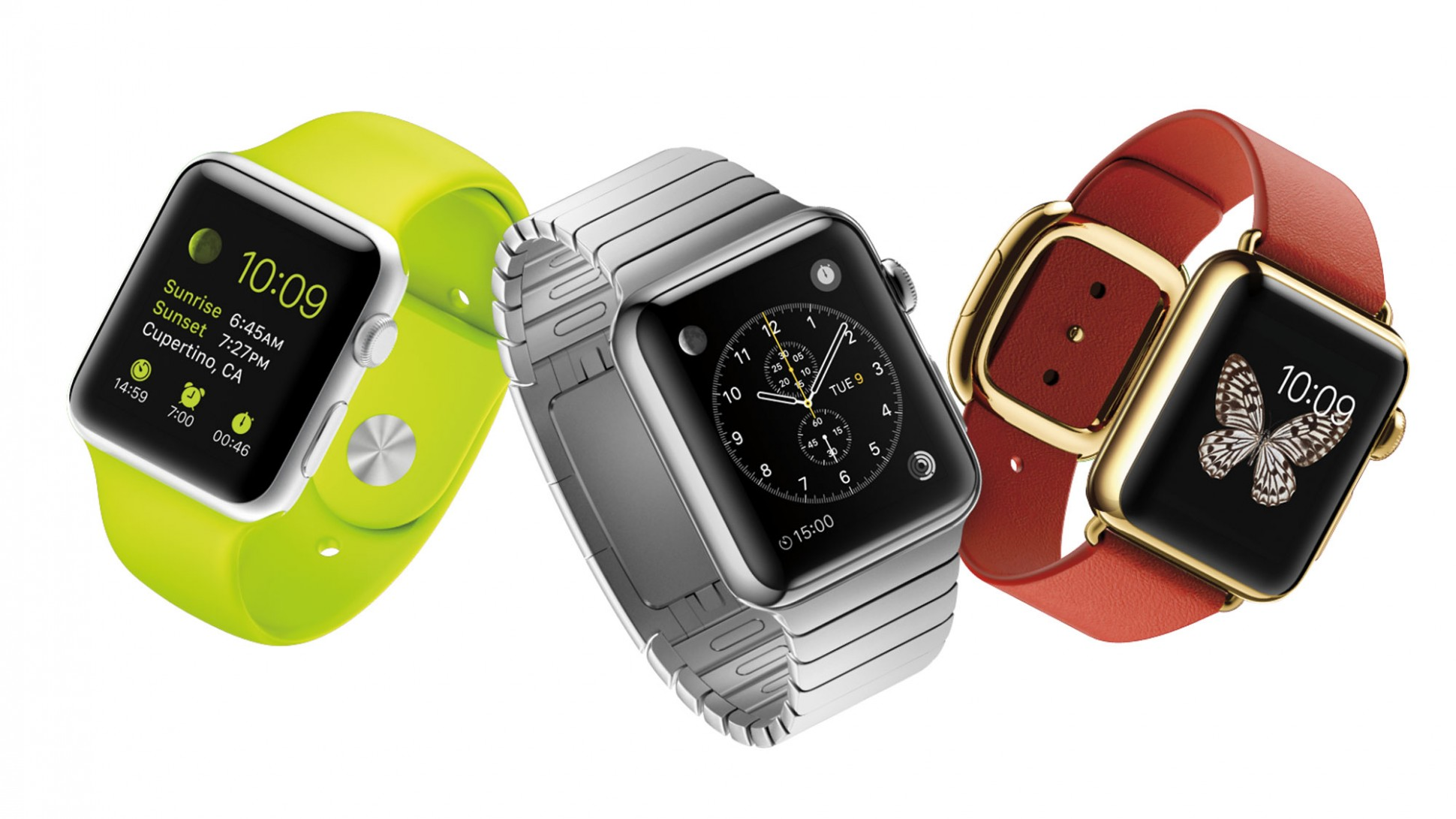 Where will you buy the Apple Watch?