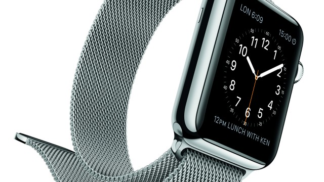 Even photographers should get a little bit excited about the Apple Watch