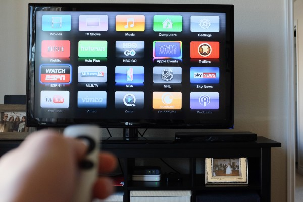 Discovery and Viacom in talks to be part of Apple TV service