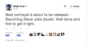 Eddy_Cue_on_Twitter___Best_portrayal_is_about_to_be_released_-_Becoming_Steve_Jobs__book___Well_done_and_first_to_get_it_right__