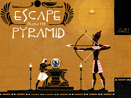 Fun platformer Escape from the Pyramid is hitting the App Store next week