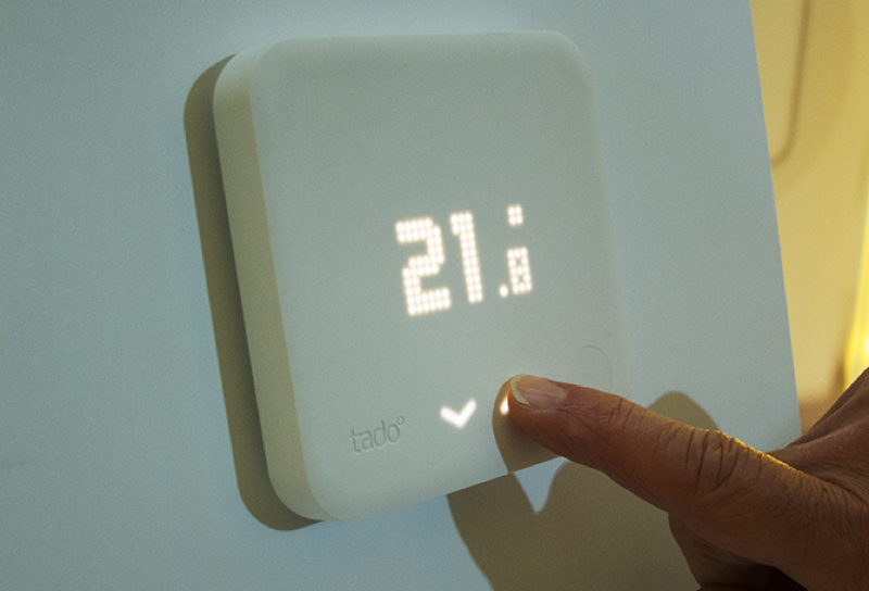 Popular Nest alternative Tado thermostat adds API, IFTTT channel