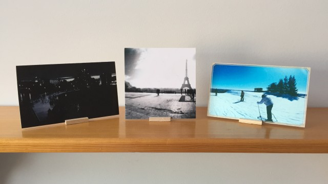 Take your photos from the Camera Roll to wooden prints with Woodpost