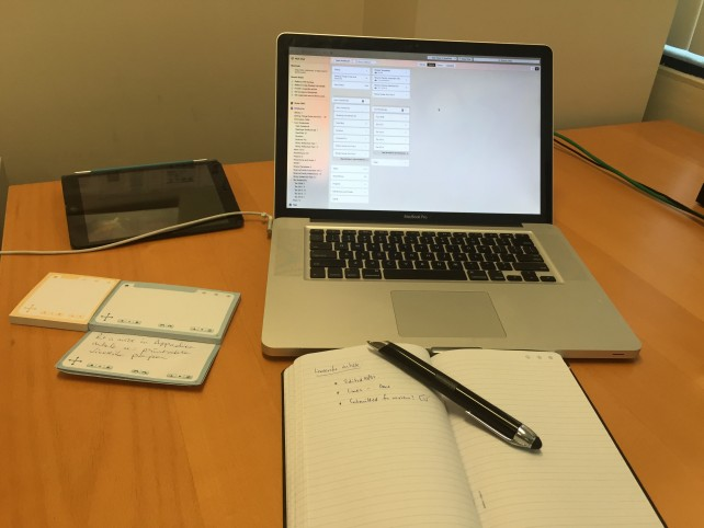 Livescribe Desk