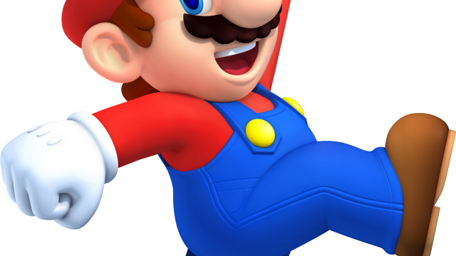 You might see Mario on your iPhone after all