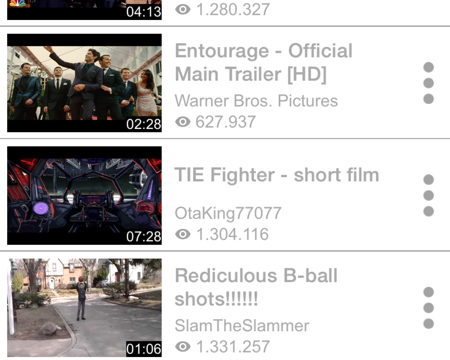 Musicelli promises users a better experience for viewing YouTube music videos