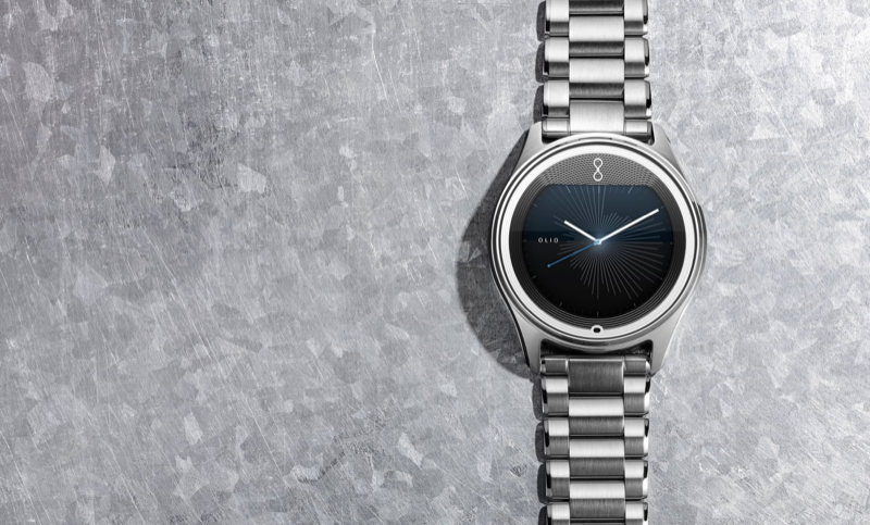 Former Apple designers announce Olio, a limited edition luxury smartwatch