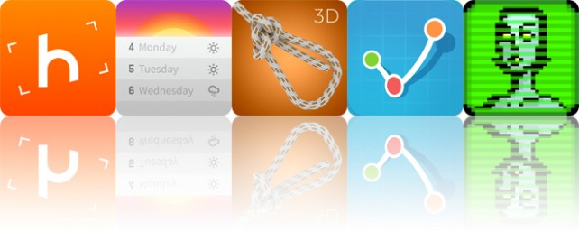 Today's apps gone free: Horizon, Horizon Calendar, How to Tie Knots 3D and more