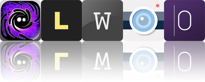 Today's apps gone free: Nihilumbra, Legend, Writebox and more