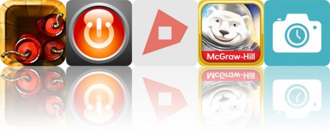 Today's apps gone free: TNT Master, Off Remote, Skew and more