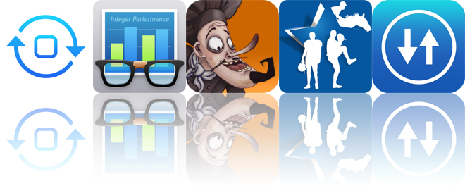 Today's apps gone free: Convertizo, Geekbench 3, Feed-'Em Fred and more