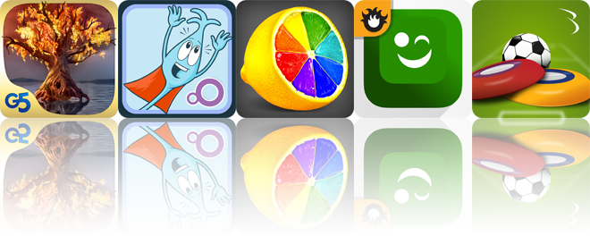 Today's apps gone free: Spirit Walkers, NedTheNeuron, ColorStrokes and more