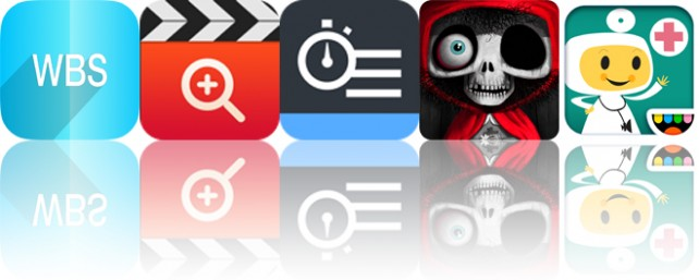 Today's apps gone free: WBS, Video Zoom, BusyBox and more