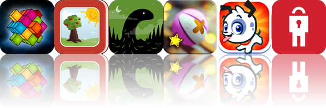 Today's apps gone free: Polyform, My Story, Lochfoot and more