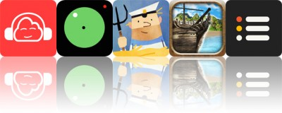 Today's apps gone free: Eddy Cloud Music, iPixelCamera, Fiete and more