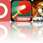 Today's apps gone free: Life Graphy, Routina, Table Tennis 3D and more