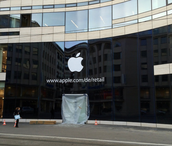German Apple Stores drop most carriers for iPhone and iPad contracts