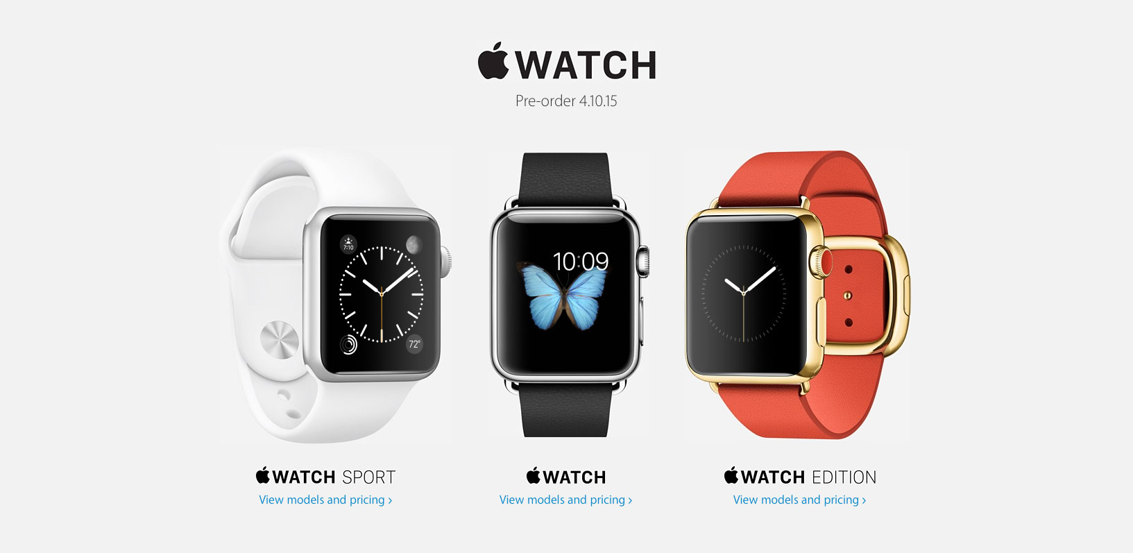 A new report says many Apple Watch models will be in short supply at launch