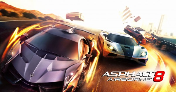 Gameloft's Asphalt 8: Airborne updated with car decals and more