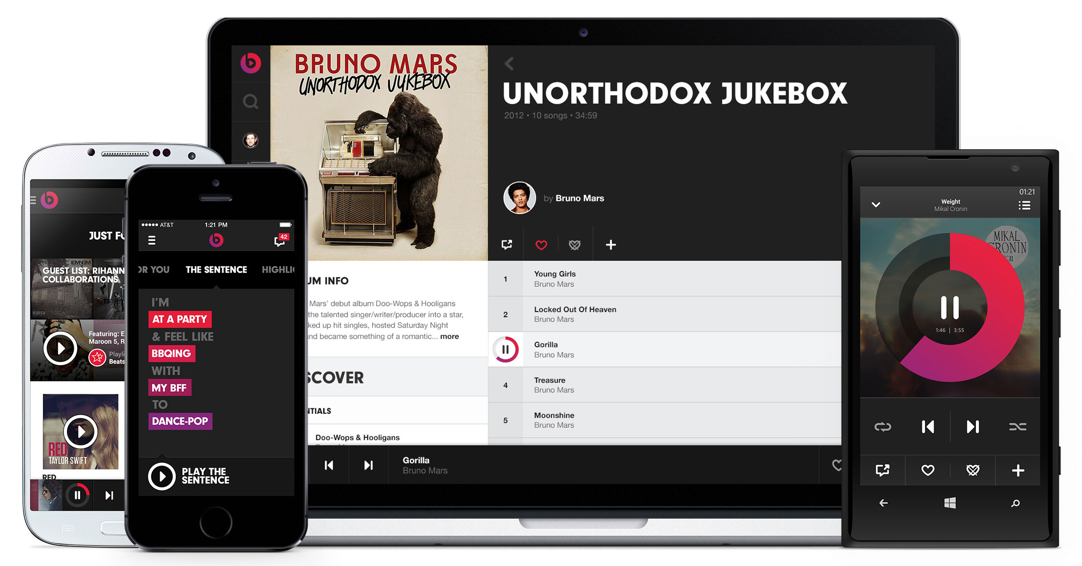 Apple is reportedly planning to unveil the revamped Beats Music streaming service at WWDC in June
