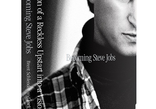 A new Steve Jobs bio is coming this month