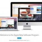 Apple unveils a new public iOS beta testing program with iOS 8.3