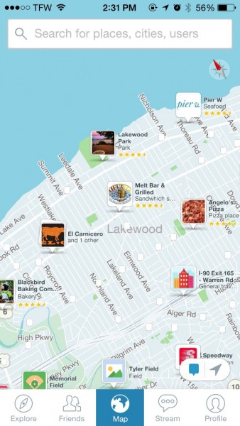 Citymaps brings the tourist map experience and more to your iPhone
