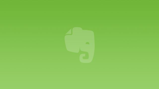 The best way to organize your notes in Evernote