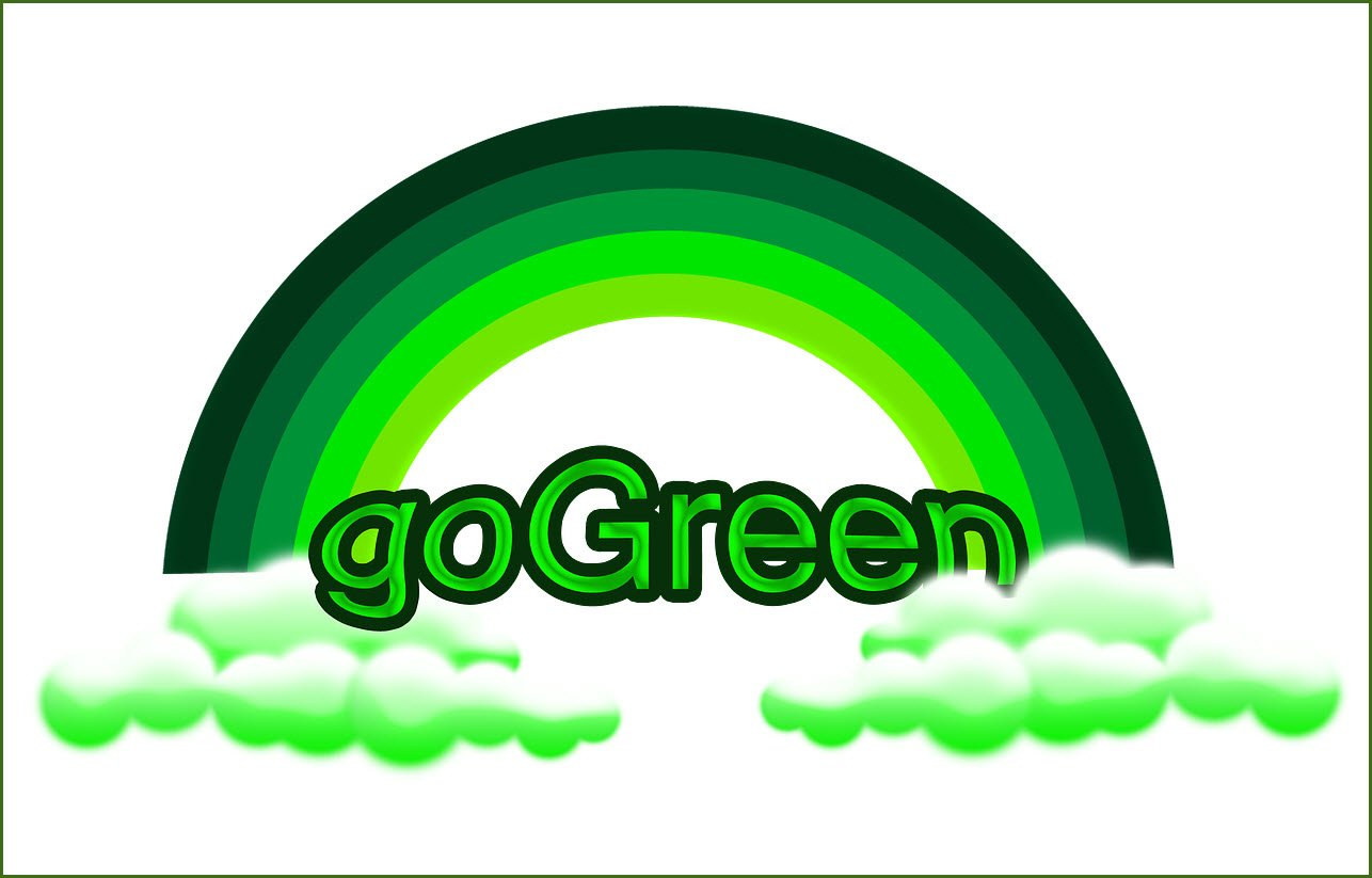 Apps that help you go green or even greener