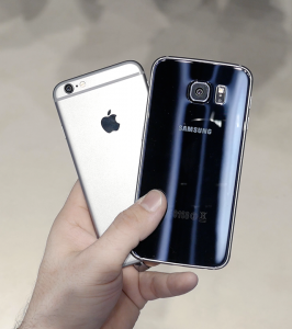 Apple iPhone 6 and Samsung Galaxy S6: a side-by-side comparison