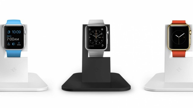 Twelve South's new HiRise is a beautiful way to protect and charge the Apple Watch