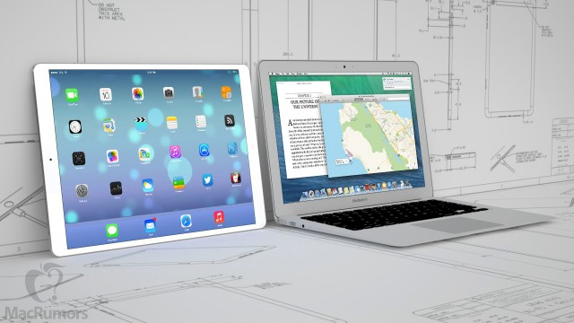 A new report says the rumored 'iPad Pro' will offer Force Touch, a Bluetooth stylus and a USB-C connector