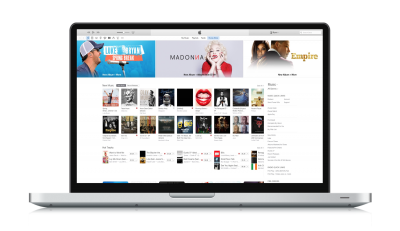 Update: iTunes is down, as is the rest of Apple's digital marketplace