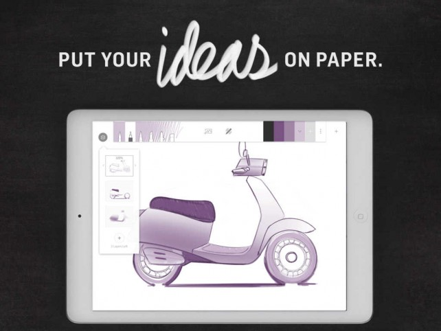 Get creative with your digital storyboarding on the iPad with our App of the Week.