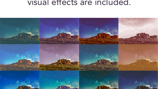 Filters for iPhone is a slick new photo editing app that offers plenty of choice