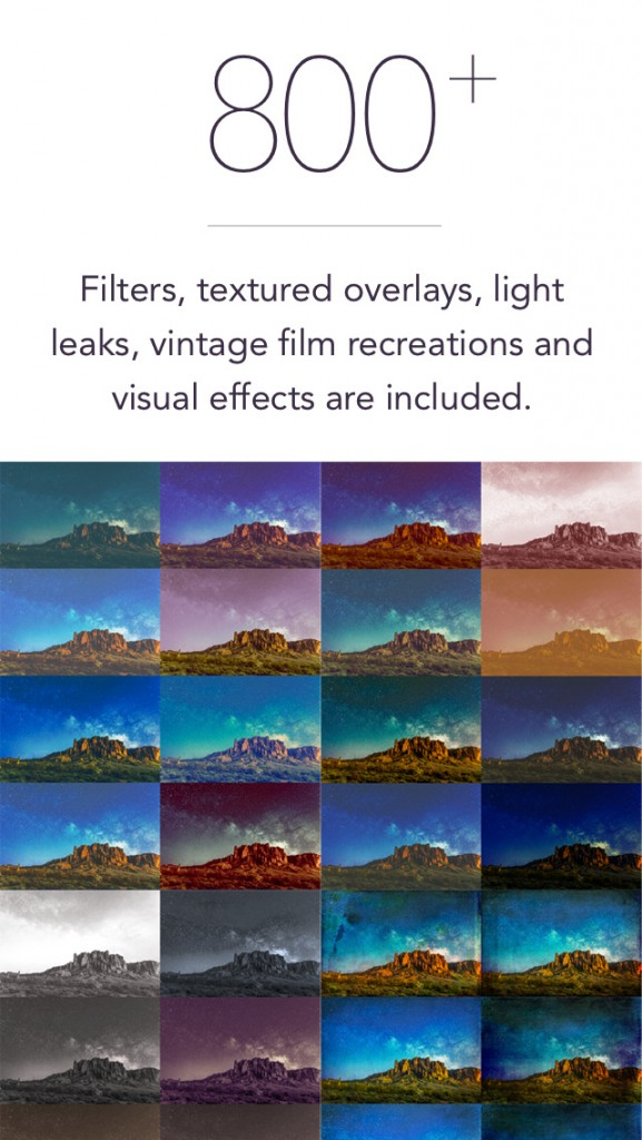 Help yourself to a huge variety of cool photo filters and effects in our App of the Week.