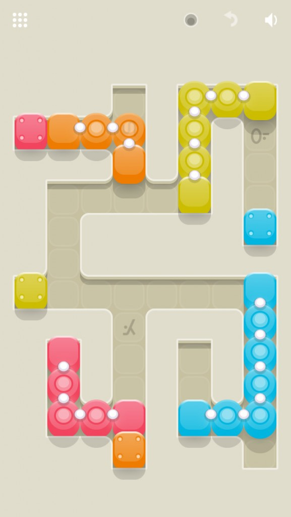 Slide and connect the blocks in Blockwick 2, the gorgeous puzzle game sequel from Kieffer Bros.