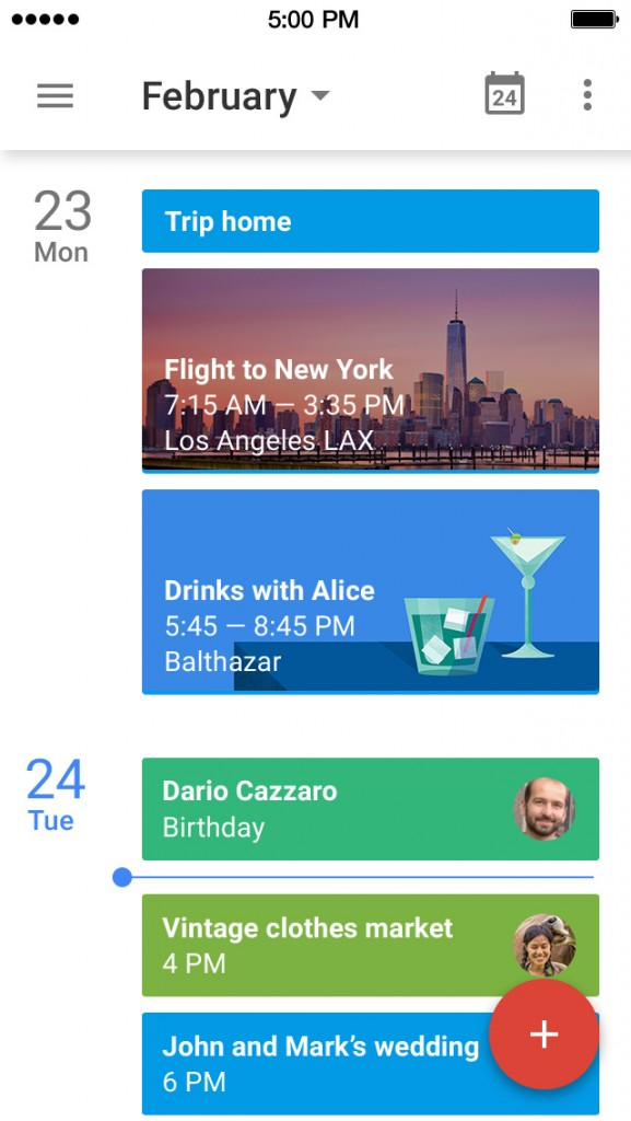 Get a different perspective on your calendar with our App of the Week.