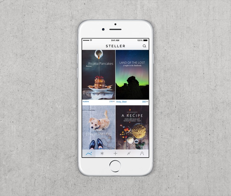 Meet 'the new Steller' as the popular storytelling app gets a design overhaul