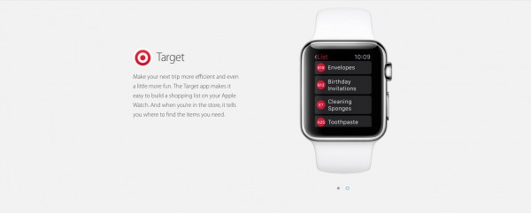 Apple Watch apps begin to arrive on the App Store