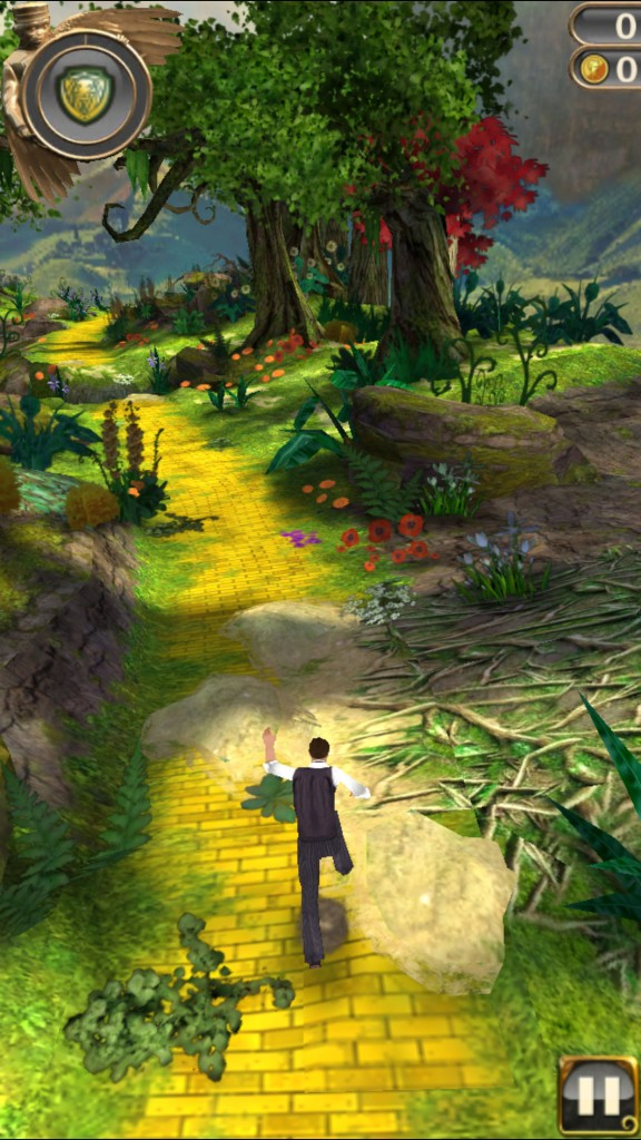 Apple selects Temple Run: Oz as its latest free App of the Week