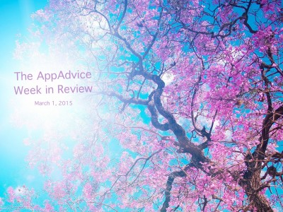 The AppAdvice week in review: Apple is set to 'Spring Forward'