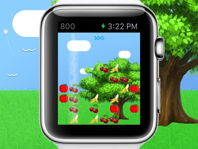 Berry Quest for Apple Watch.