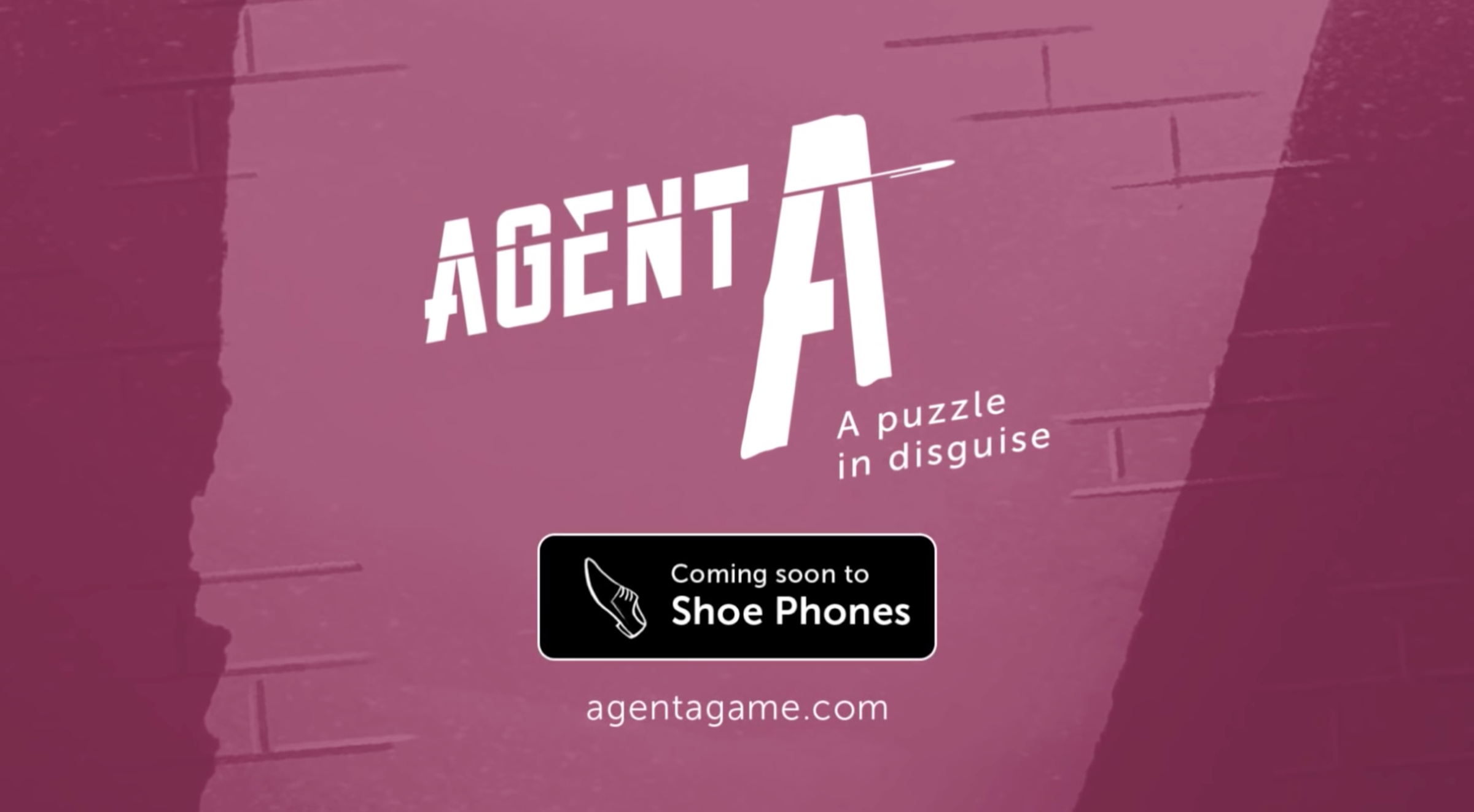 Agent A: A Puzzle in Disguise is an upcoming espionage game that's similar to The Room