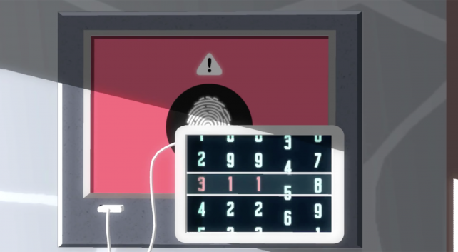 One of the many puzzles available in Agent A.