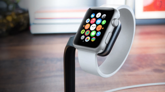 Mophie unveils its Watch Dock, a premium aluminum dock for the Apple Watch