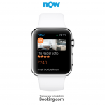 Booking.com brings hotel reservations to the Apple Watch with Booking Now