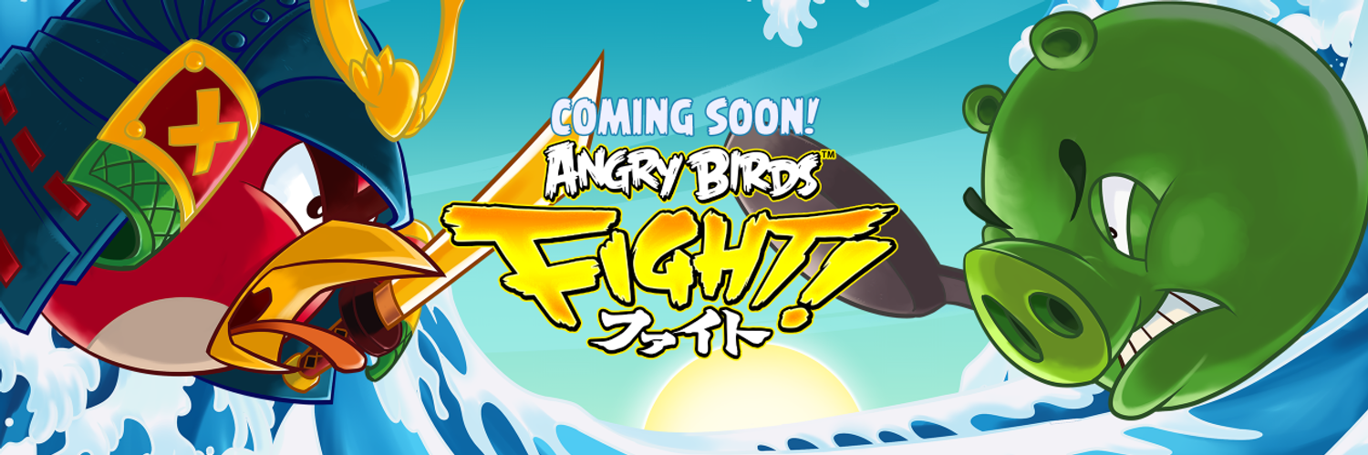 Rovio officially announces new Angry Birds Fight! match-three battle game
