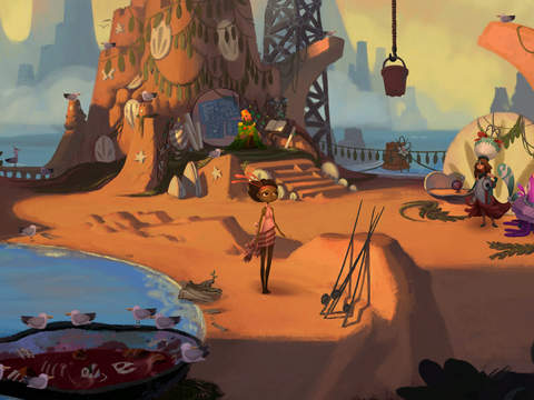 The wait is over as Broken Age Act 2 hits the App Store