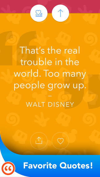 Disney Moments Quotes